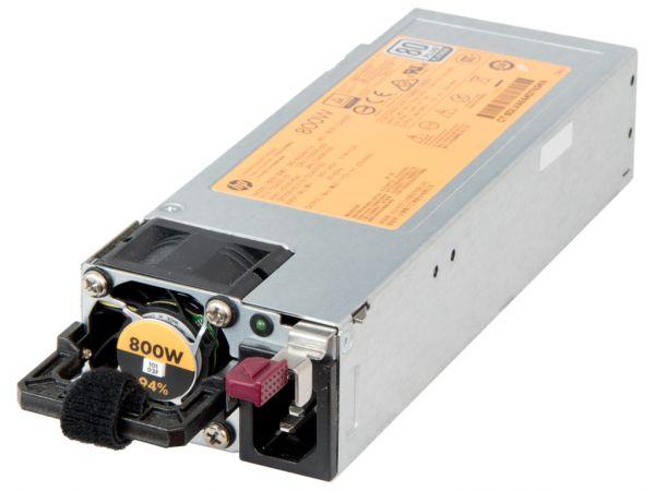 HPE 800W Flex Slot Platinum Netzteil / Power Supply, 720479-B21, 754381-001