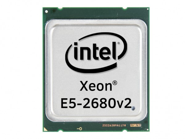 Intel Xeon E5-2680v2 Ten Core CPU 10x 2.80GHz-25MB Cache FCLGA2011, SR1A6