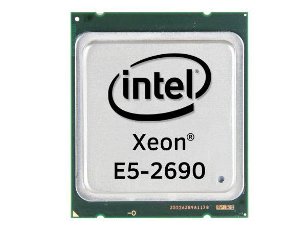 Intel Xeon E5-2690 Octa Core CPU 8x2.90GHz-20MB Cache FCLGA2011, SR0L0