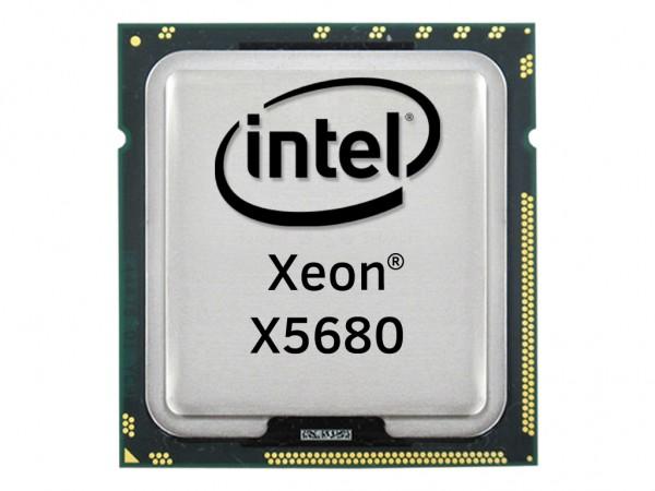 Intel Xeon X5680 Six Core CPU 6x3.33GHz-12MB Cache FCLGA1366, SLBV5