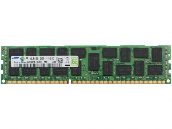 FTS 8GB 2Rx4 PC3L-12800R-11 Dimm, S26361-F3697-E515