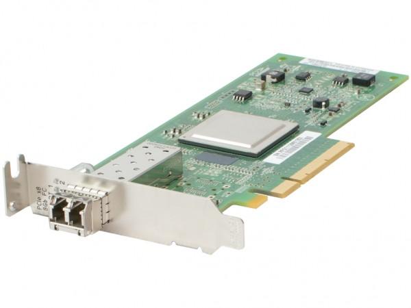 HPE 8Gbit/s QLE2560 81Q Single Port FC-HBA PCI-E Low Profile, AK344A