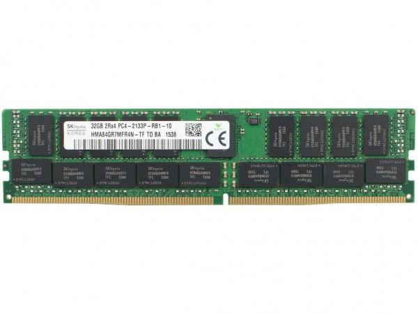 FTS 32GB 2Rx4 PC4-2133P-R Dimm, S26361-F3843-L517