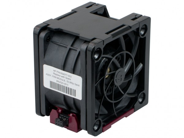 HPE Redundant Fan DL380e/DL380p-G8, 662520-001