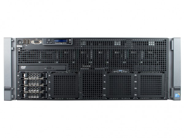 DELL R910 4x E7-4860-2.26GHz-24MB 4x SFF 4P