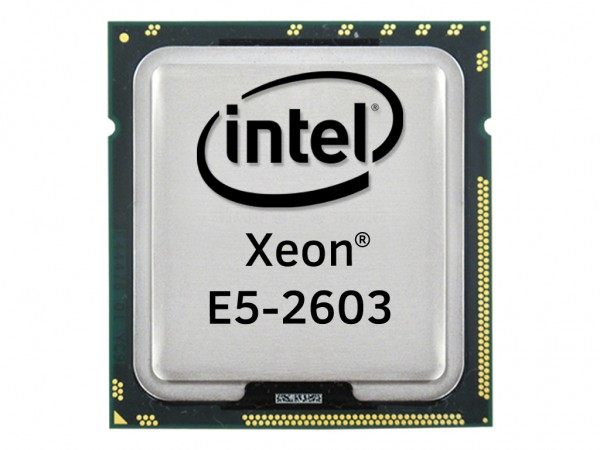 Intel Xeon E5-2603 Quad Core CPU 4x 1.80GHz-10MB Cache FCLGA2011, SR0LB