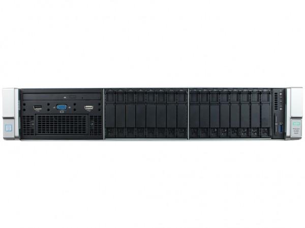 HPE ProLiant DL380 Gen9 Server 16x SFF-Slots, Base, 719064-B21, 768857-B21