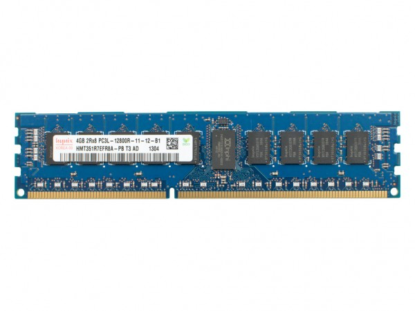 Dell 4GB 2Rx8 PC3L-12800R-9 Dimm, JJNC7