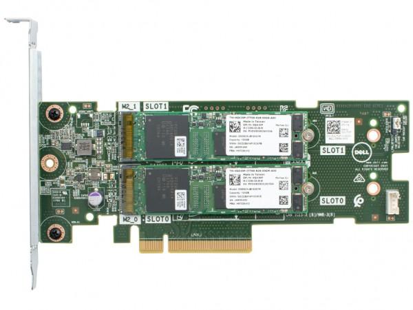 Dell SSD M.2 Adapter BOSS-S1 2x120GB PCI-E, 403-BBPJ