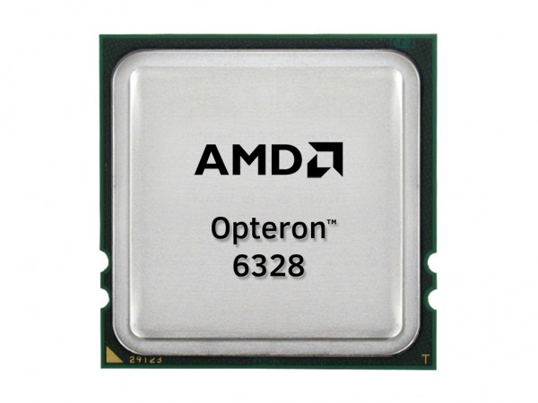 AMD Opteron 6328 Octa Core 8x 3.20 GHz, 16MB Cache, Socket G34, OS6328WKT8GHK